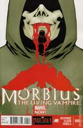 Morbius The Living Vampire (2013 2nd Series) 4