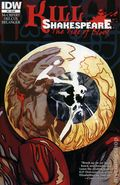 Kill Shakespeare Tide of Blood (2013 IDW) 3