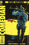 Before Watchmen Comedian (2012) 6B