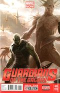 Guardians of the Galaxy (2013 3rd Series) 2D