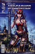 Unleashed (2013 Zenescope) 1B