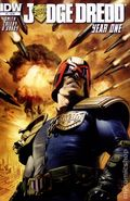 Judge Dredd Year One (2013 IDW) 2