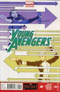 Young Avengers (2012 2nd Series) 4A