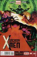 Uncanny X-Men (2013 3rd Series) 5A