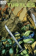 Teenage Mutant Ninja Turtles (2011 IDW) 21SUB