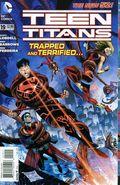 Teen Titans (2011 4th Series) 19A