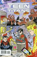 Teen Titans (2011 4th Series) 19B