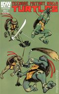 Teenage Mutant Ninja Turtles (2011 IDW) 1RE