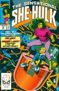 Sensational She-Hulk (1989) Bolland Cover 14