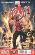 Avengers (2012 5th Series) 1E-CGC-DF