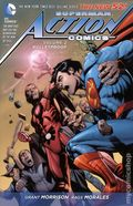 Superman Action Comics HC (2012-2016 DC Comics The New 52) 2-1ST