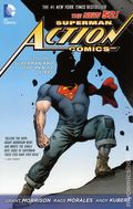 Superman Action Comics TPB (2013-2017 DC Comics The New 52) 1-1ST