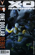 X-O Manowar One Dollar Debut Edition (2013) 1