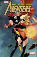 Marvel Universe Avengers Earth's Mightiest Heroes TPB (2012 Digest) 3-1ST