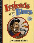 Legends of the Blues HC (2013 Abrams) 1-1ST