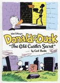 Donald Duck The Old Castle's Secret HC (2013 Fantagraphics) 1-1ST