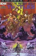 Teenage Mutant Ninja Turtles Secret History of the Foot Clan 3B