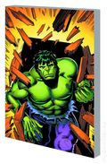 From the Marvel UK Vaults Hulk TPB (2013 Marvel) 1-1ST