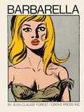 Barbarella HC (1966 Grove Press) 1-1ST