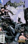 Batman Arkham Unhinged (2012) 14