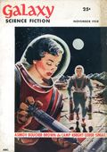 Galaxy Science Fiction (1950 pulp/digest) Volume 1, Issue 2