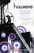 Hawkeye TPB (2013-2016 Marvel NOW) By Matt Fraction and Jeff Lemire 1-REP