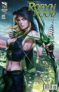 Robyn Hood Wanted (2013 Zenescope) 1A
