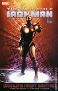 Invincible Iron Man TPB (2009-2013 Marvel) By Matt Fraction 3-REP