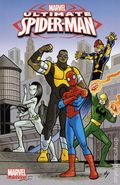 Marvel Universe Ultimate Spider-Man TPB (2012 Digest) 3-1ST