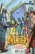 Uncanny Avengers (2012 Marvel Now) 1HAS