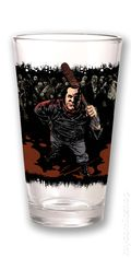 Toon Tumbler Walking Dead Pint Glass (2013 PopFun) #NEGAN