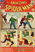 Amazing Spider-Man (1963 1st Series) UK Edition 4UK