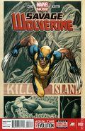 Savage Wolverine (2013) 3A