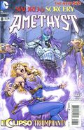 Sword of Sorcery featuring Amethyst (2012 DC) 8