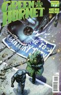 Green Hornet (2013 Dynamite Entertainment) 2nd Series 2D