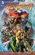 Aquaman HC (2012-2016 DC Comics The New 52) 2-1ST