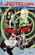 Justice League Beyond: Konstriction TPB (2013 DC) 1-1ST