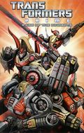 Transformers Prime Rage of the Dinobots TPB (2013 IDW) 1-1ST