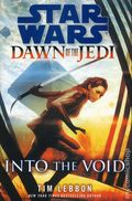 Star Wars Dawn of the Jedi Into the Void HC (2013 Novel) 1-1ST