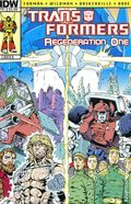 Transformers Regeneration One (2012 IDW) 91B