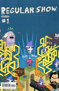 Regular Show (2013 Kaboom) 1A