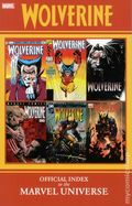 Wolverine Official Index to the Marvel Universe TPB (2013 Marvel) 1-1ST