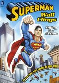 Superman Wall Clings - Flying Into Action SC (2013) 1-1ST