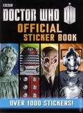 Doctor Who Official Sticker Book SC (2013 Penguin Books) 1-1ST