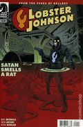 Lobster Johnson Satan Smells A Rat (2013 Dark Horse) 0