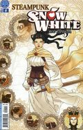 Steampunk Snow White (2013 Antarctic Press) 1