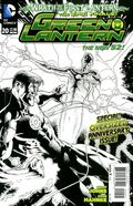 Green Lantern (2011 4th Series) 20B