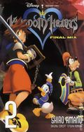 Kingdom Hearts: Final Mix GN (2013 Yen Press Digest) 2-1ST