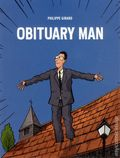 Obituary Man GN (2013) 1-1ST