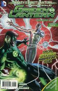 Green Lantern (2011 4th Series) 20COMBO
